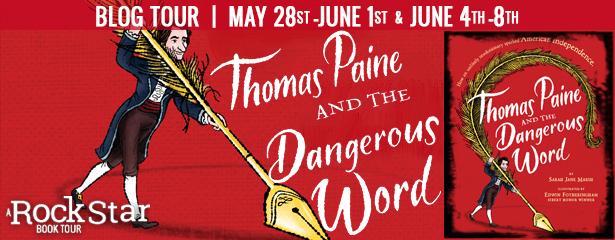 Thomas Paine and the Dangerous Word Book Tou